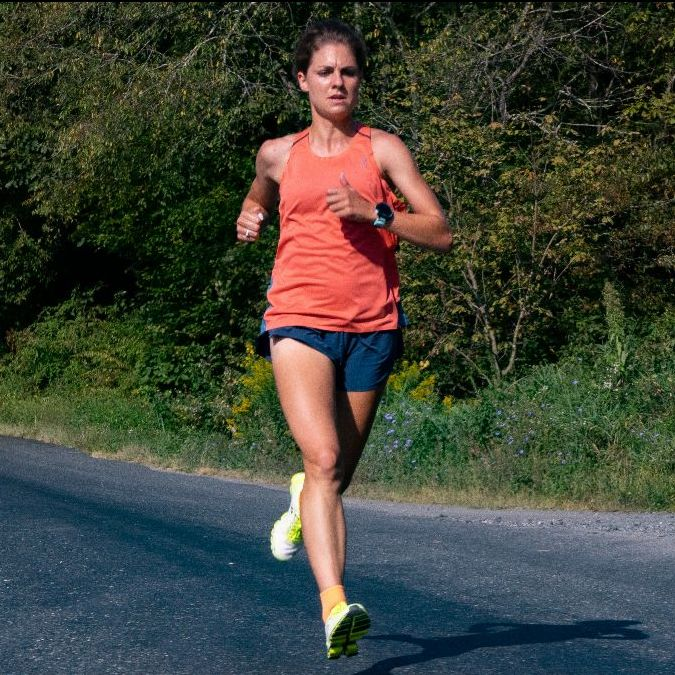 The tempo run is a workout we utilize with the On ZAP Endurance athletes.